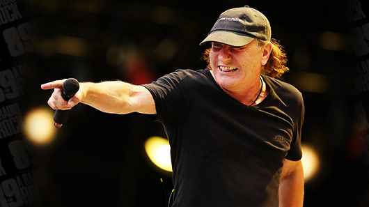 Músicos confirmam novo álbum do AC/DC com Brian Johnson