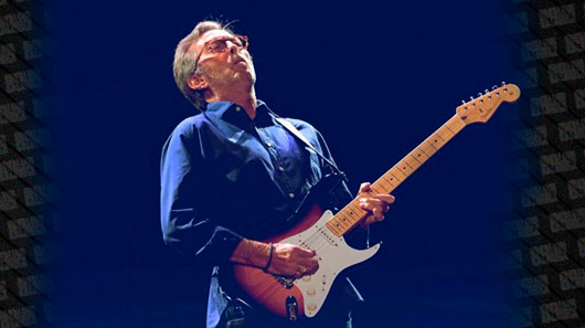 "Assista: Eric Clapton libera lyric video de ""Home For The Holidays"""