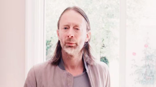 "Radiohead disponibiliza novo single, ""Daydreaming"""