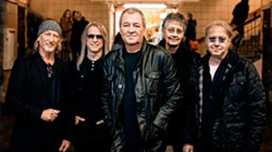 Novo álbum do Deep Purple está finalizado