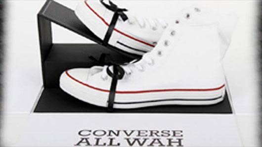 Converse lança tênis com pedal wah-wah embutido