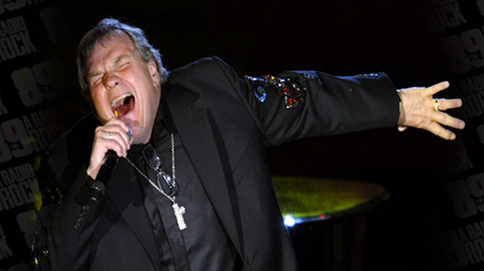 "Meat Loaf lança som novo: ""Going All The Way"""