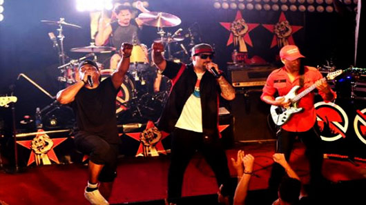 "Prophets Of Rage disponibiliza nova música: ""Made With Hate"""