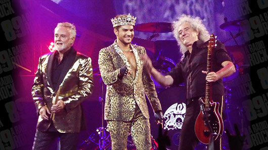 "Queen + Adam Lambert fazem performance especial de ""I Want It All"" para TV"