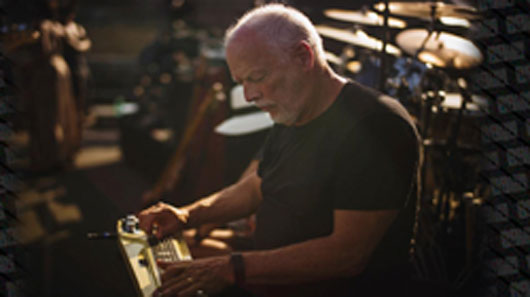 David Gilmour toca 'The Great Gig in the Sky', do Pink Floyd