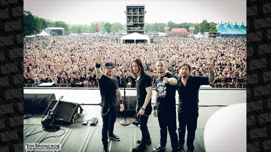 Alter Bridge sairá em turnê com Gojira e Volbeat