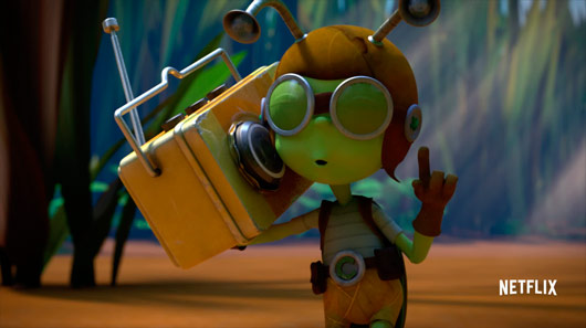 """Beat Bugs"": ouça Eddie Vedder cantando ""Magical Mystery Tour"" , dos Beatles"
