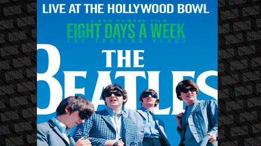 Novo disco ao vivo dos Beatles trará faixas nunca lançadas