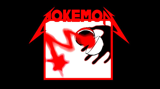Metallica tocando tema do Pokémon bomba na internet