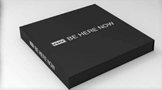 "Oasis anuncia o relançamento de ""Be Here Now"""