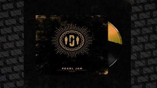 Pearl Jam e Jack White anunciam lançamento de LP ao vivo