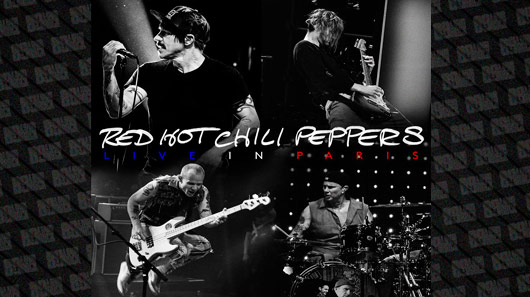 "Red Hot Chili Peppers disponibiliza EP da ""The Getaway World Tour"""