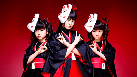 Babymetal abrirá shows para o Red Hot Chili Peppers