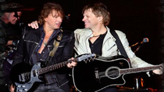 Richie Sambora parabeniza Bon Jovi pelo novo single