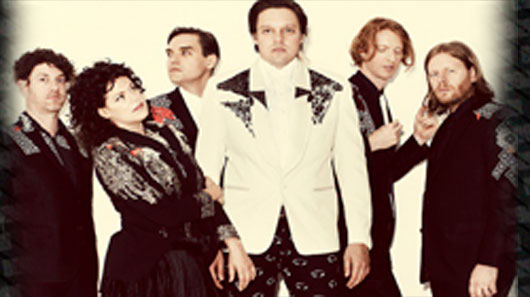 "Arcade Fire faz cover de ""Green Light"" de Lorde"