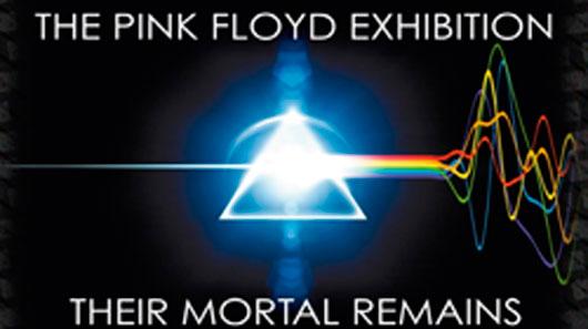 Exposição do Pink Floyd estreia em Londres em 2017