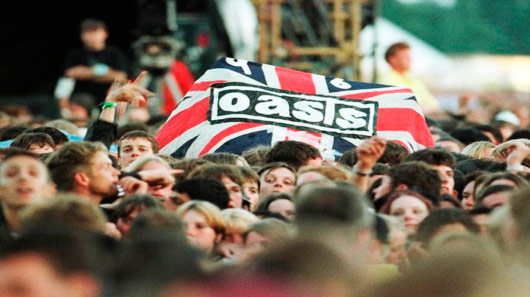 "Oasis compartilha rara demo de ""Don't Go Away"""