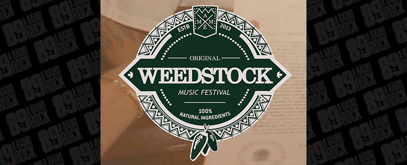 Promo ingressos para Weedstock Via Facebook