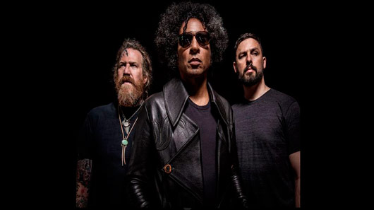 Supergrupo reúne gente do Alice In Chains e Mastodon