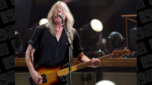 Vídeo: Cliff Williams faz seu último show com o AC/DC