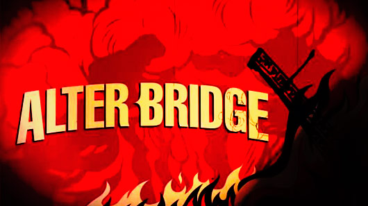 "Alter Bridge libera lyric video de ""My Champion"""