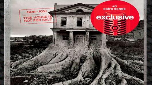 Álbum do Bon Jovi terá edição exclusiva com três faixas extras