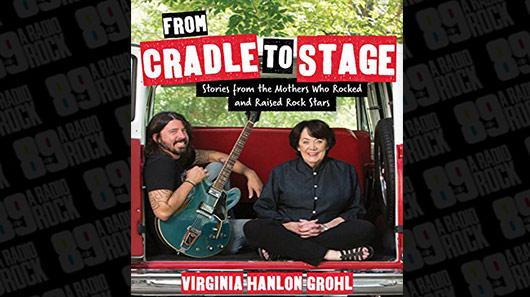 """Mãe de Dave Grohl escreve livro sobre """"mães de rockstars"""""""