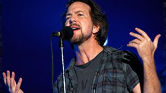 Eddie Vedder estará em ópera rock do The Who com Pete Townshend e Billy Idol