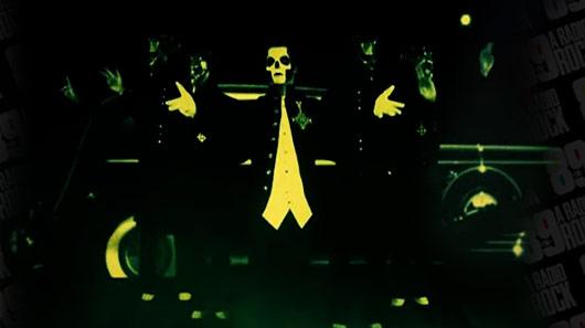 """Ghost libera videoclipe para """"Square Hammer"""""""