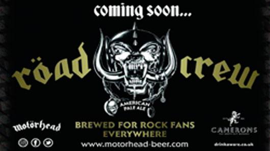 Motörhead prepara o lançamento de sua terceira cerveja