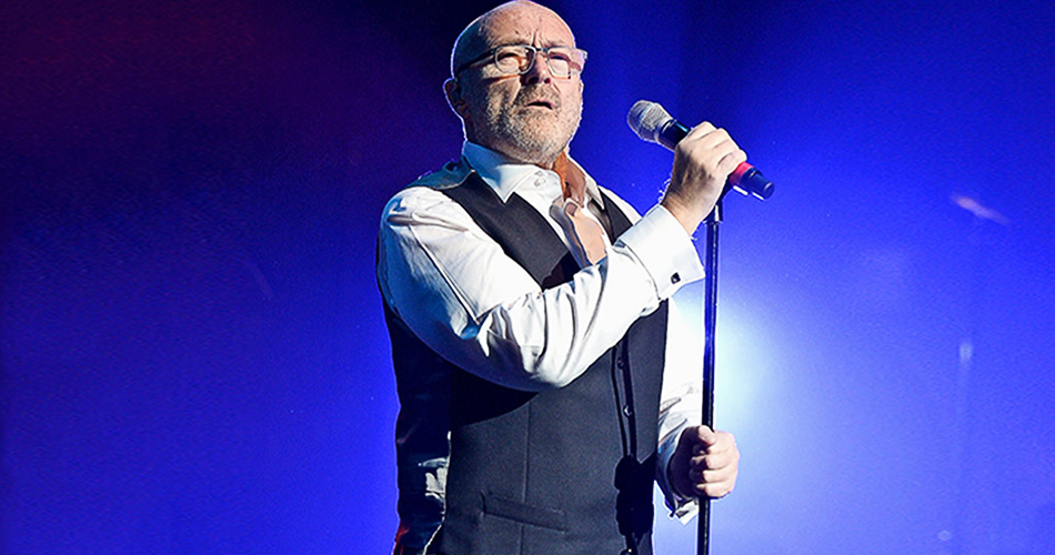 Vídeos: Phil Collins abre festival BST no Hyde Park de Londres