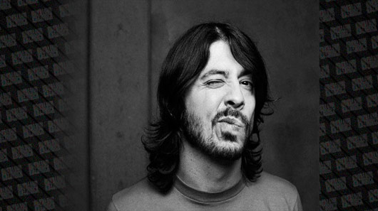 Dave Grohl vira membro da bancada do Rock And Roll Hall Of Fame