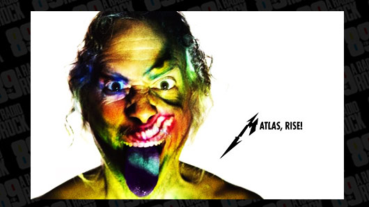 "Conheça o novo single do Metallica: ""Atlas, Rise!"""