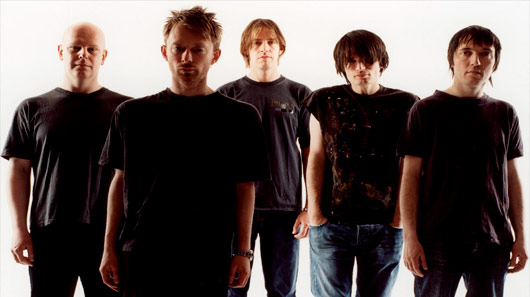 "Radiohead libera audição de ""In Rainbows Disk 2"""