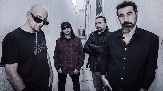Serj Tankian tem esperança de gravar novas músicas com System Of A Down