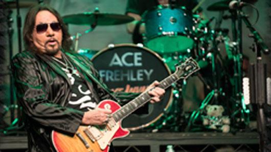 Ace Frehley, ex-guitarrista do Kiss, fará shows no Brasil em 2017, diz jornalista