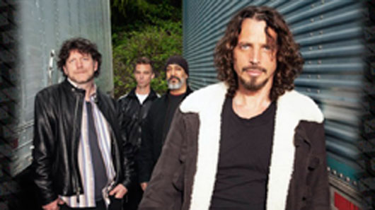 Soundgarden projeta novo álbum para o final de 2017