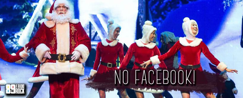 """Promoção """"Natal Mágico"""" no Teatro Bradesco via Facebook"""