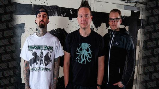 """Blink-182 é a """"banda amiga dos animais"""" de 2016"""