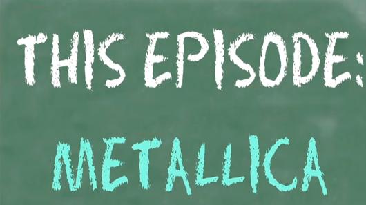 Assista à reação de crianças descobrindo o Metallica