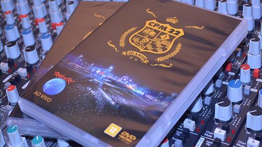 CPM 22 libera making of do DVD Ao Vivo no Rock in Rio