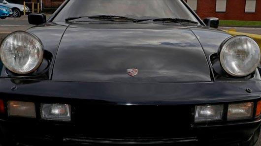Porsche que pertenceu a George Harrison vai a leilão