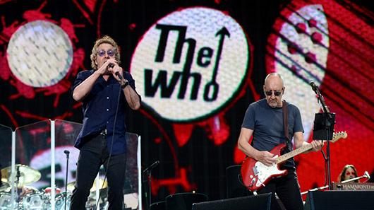 Empresário do The Who usa experiência rock'n'roll para guiar carreira de novas estrelas do esporte