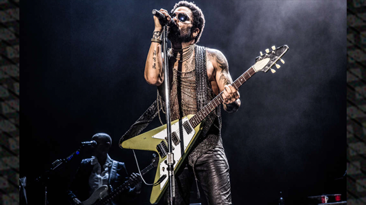 Lenny Kravitz irá homenagear Prince no Hall da Fama do Rock