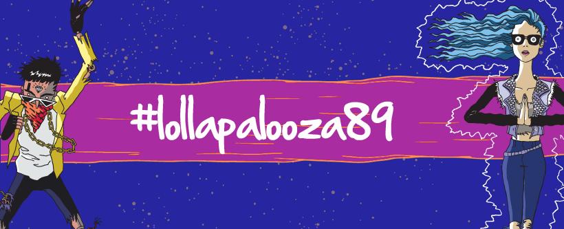 Concurso Cultural #Lollapalooza89