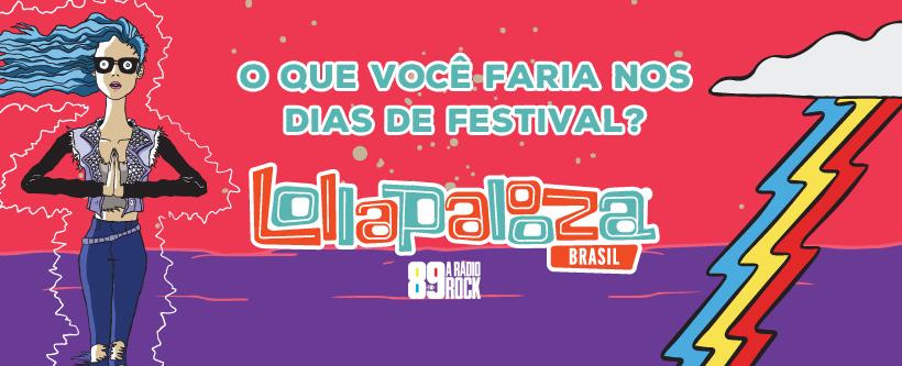 Ingressos para os dois dias de Lollapalooza 2017