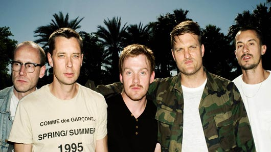 "Cold War Kids libera clipe de ""So Tied Up"""