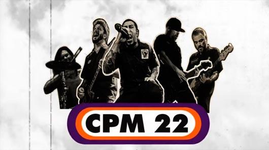 CPM 22 apresenta música inédita