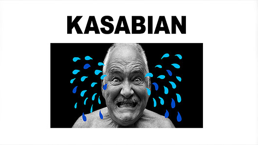 """Kasabian libera som novo: """"You're In Love With A Psycho"""""""