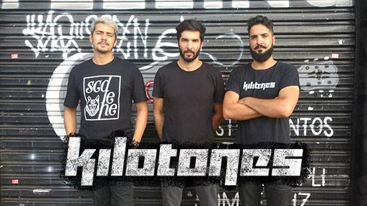 Kilotones é a banda vencedora do Temos Vagas 2017